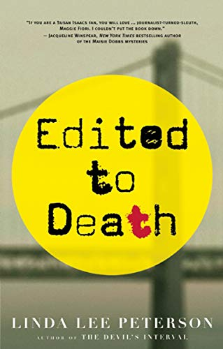 Edited to Death (The Maggie Fiori Mysteries Book 1)