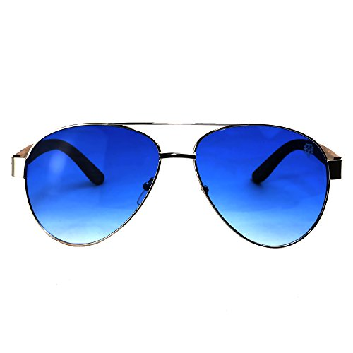 de bleu Bleu Femme soleil MTBALI Lunette f6wqSWz
