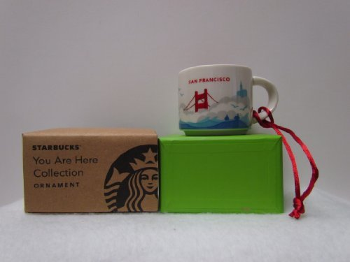 Starbucks San Francisco You Are Here Collection Holiday
