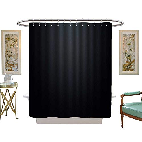 luvoluxhome Shower Curtains 3D Digital Printing Realistic Background Wallpaper Texture Satin Fabric Sets Bathroom W72 x L72