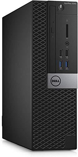 Dell Optiplex 3040 SFF i3 6100 8GB RAM 128GB SSD HDMI HD Graphics Win 10 Pro (Renewed)