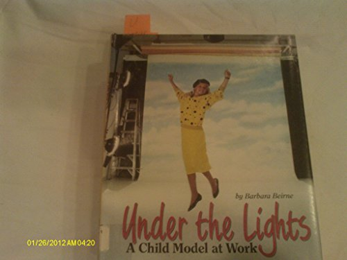 Under the Lights: A Child Model at Work