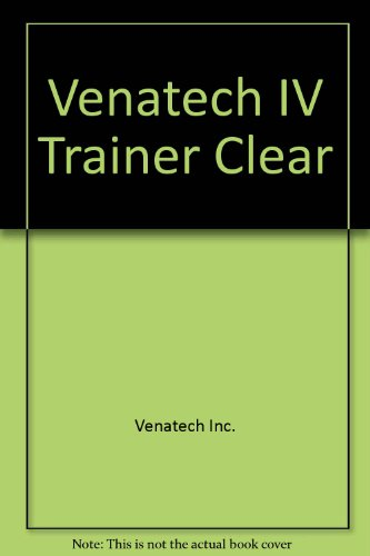 - Venatech IV Trainer-Clear