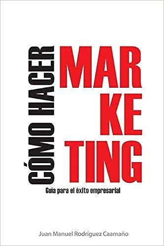 Resultado de imagen para â??Cómo hacer marketing: guía para el éxito empresarial (dirección de mercadotecnia), de Dr. Juan Manuel Rodríguez Caamaño