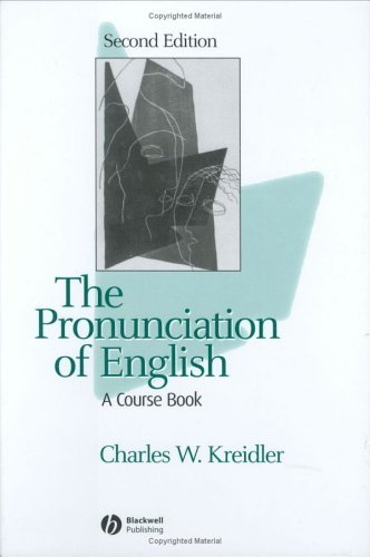 The Pronunciation of English: A Course Book Pdf