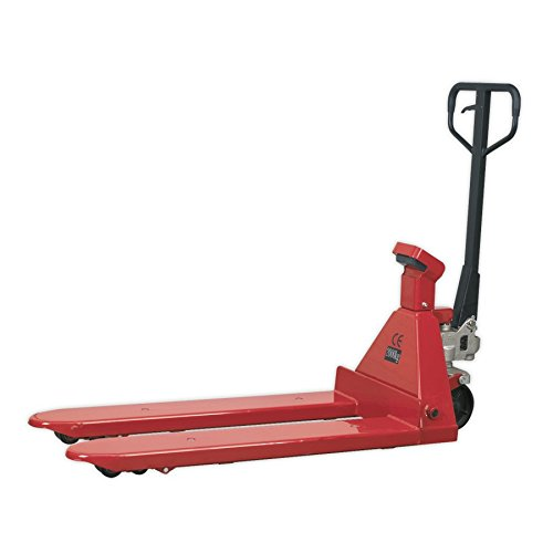 Sealey PT1150SC Pallet Truck 2000kg 1150 x 555mm with Scales