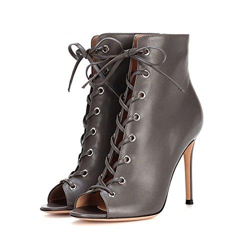 HSXZ Nouveaut Veau Automne ZHZNVX Printemps Chaussures de Femmes Cheveux Uxq1d