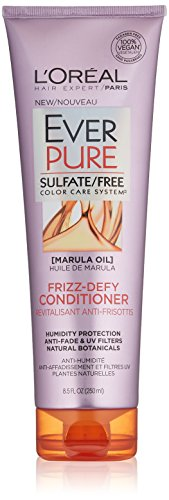 L'Oréal Paris EverPure Sulfate Free Frizz-Defy Conditioner, 8.5 fl. oz.