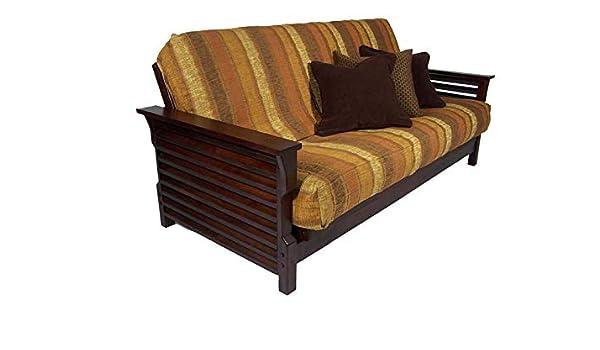 Remarkable Amazon Com Strata Furniture Plantation Dark Cherry Queen Alphanode Cool Chair Designs And Ideas Alphanodeonline