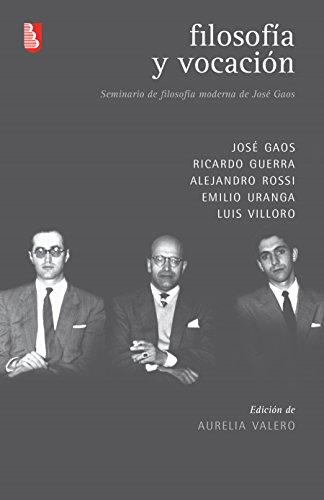 SEMINARIO DE FILOSOFIA PDF DOWNLOAD