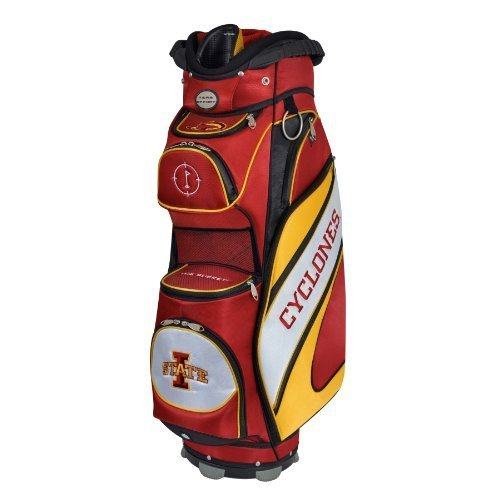 NCAA Iowa State Cyclones The Bucket Cooler Cart Bag by Team Effort [並行輸入品]   B00Y981Q3E