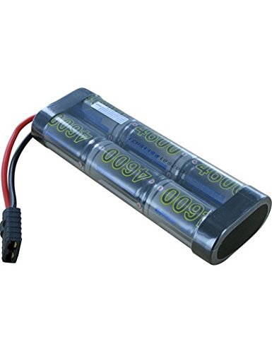 Akku Typ ABOUTBATTERIES CS-NS460D37C012, 7.2V, 4600mAh, Ni-MH