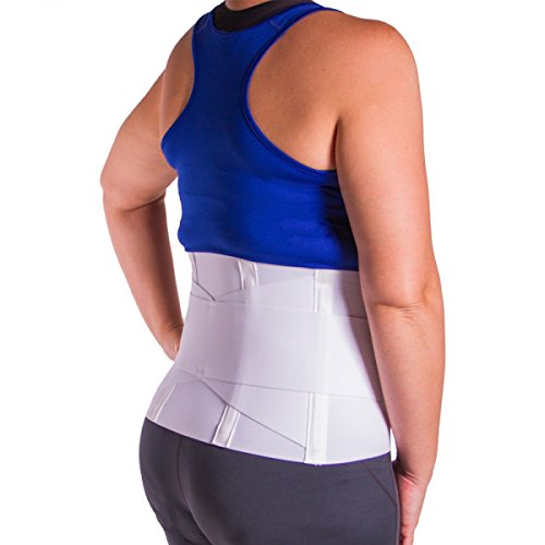 BraceAbility XXXXL Bariatric Low Back Support Belt | Plus Size Obesity Back Pain Brace & Waist Girdle for Bigger Men and Women with Wide Hips - How Things Not To Lose