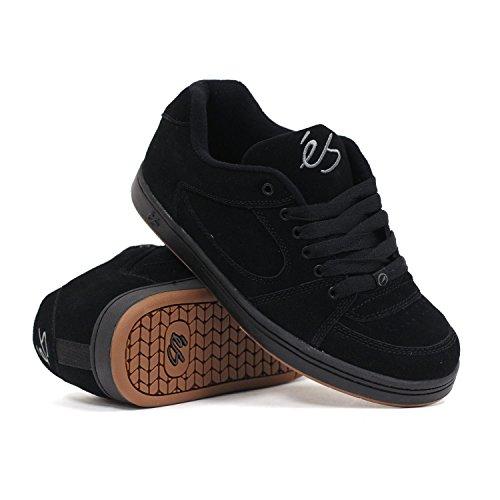 Es Mens Accel Og Skate Shoe  Black  11 5 Medium Us