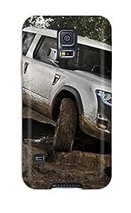 CaseyKBrown Galaxy S5 Hybrid Tpu Case Cover Silicon Bumper Land Rover