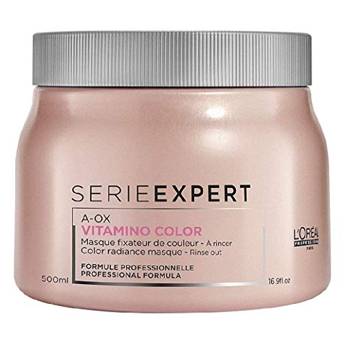 L oreal Serie Expert Vitamino Color Gel Masque, 16.9 Ounce