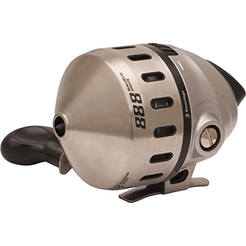 Zebco / Quantum 888HA, 25, CP3, 888 Series Spincast Reel, Clam Package