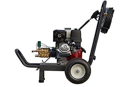 Highline™ Pro  Honda GX390 Trolley Mounted Pressure Washer 16.1Lpm 280Bar