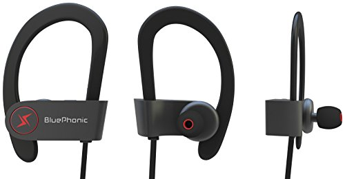 Wireless-Sport-Bluetooth-Headphones-Hd-Beats-Sound-Quality-Sweat-Proof-Stable-Fit-in-Ear-Workout-Earbuds-Ergonomic-Running-Earphones-Noise-Cancelling-Microphone-wTravel-Case-by-Bluephonic
