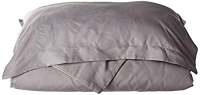 Word of Dream Brushed Microfiber Solid Duvet Cover Sets, Luxury Soft