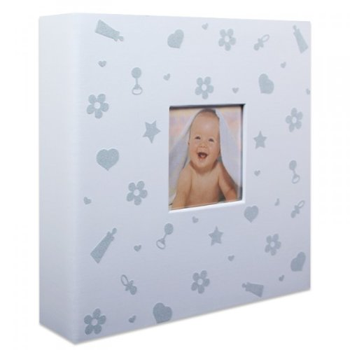 Album Photo Nursery Room Bleu 200 photos 10x15 cm Innova