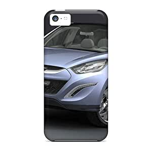 LJF phone case New Style Tpu 5c Protective Case Cover/ Iphone Case - 2009 Hyundai Ixonic Concept
