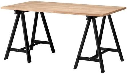 GERTON beech, Table top, 155x75 cm IKEA