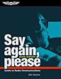 img - for Say Again, Please: Guide to Radio Communications book / textbook / text book