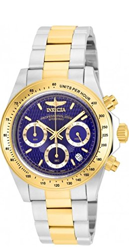 Invicta Men's 7115 Signature Collection Speedway Chronograph Watch (Tachymeter Collection Watch)