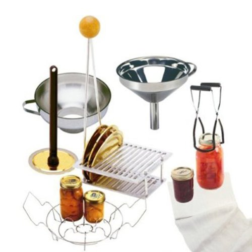 Norpro 2478367600456 7 Piece Home Canning