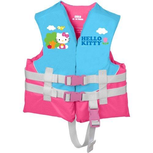 大洲市 Sanrio B00L88F9CC Hello Kitty Child lbs Life Exxel Vest - Hello Kitty Child Life Jacket - 30-50 lbs by Exxel B00L88F9CC, パーリーゲイツ by ゴルフウェーブ:2016ea62 --- a0267596.xsph.ru