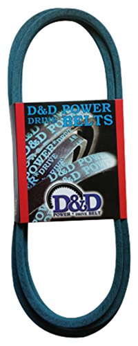 D&D PowerDrive 37X62 Briggs & Stratton Kevlar Replacement Belt, 4LK, 1 -Band, 86