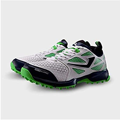 0180cca09 JAZBA CRICKET SHOES SKY DRIVE 110 - GREEN JZ5004M01-43: Amazon.ae ...