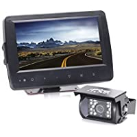Rear View Safety RVS-7709900 Video Camera with 7-Inch LCD (Black)