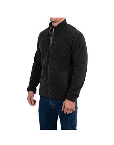 32 Degrees Heat Mens Sherpa Lined Fleece Jacket