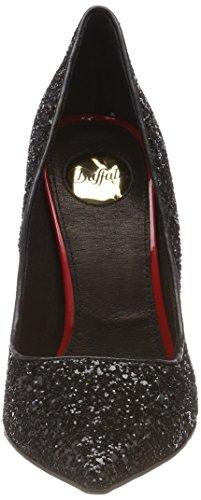 Buffalo 190349, Scarpe con Tacco Donna Nero (Black 01)