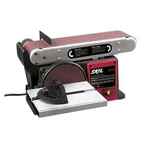 skil 4amp belt disc sander 337501 power disc sanders