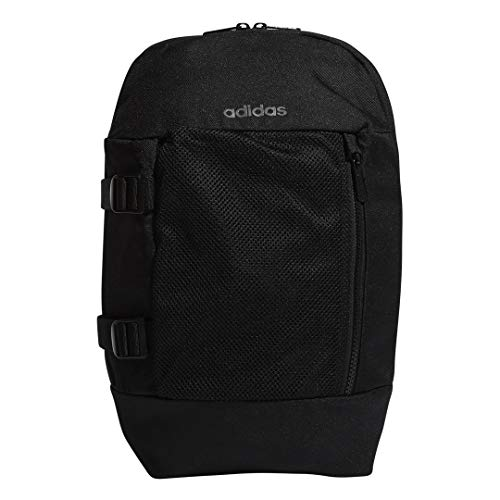 Adidas Men Crossbody Bag Training Fashion Daily Training Gym Black Bags (Adidas Compression Backpack)