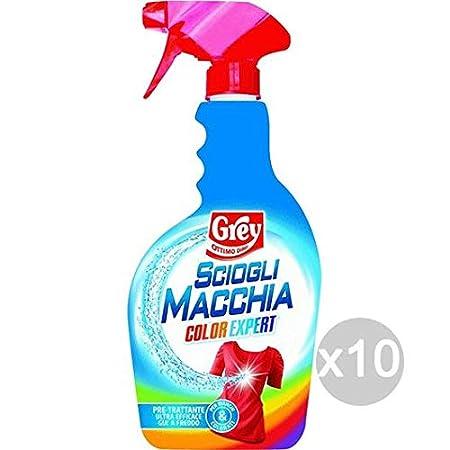 Juego 10 grey sciogli mancha Spray 500 color Expert Detergente ...