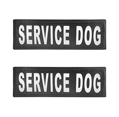 SERVICE Reflective Lettering Service Animal product image