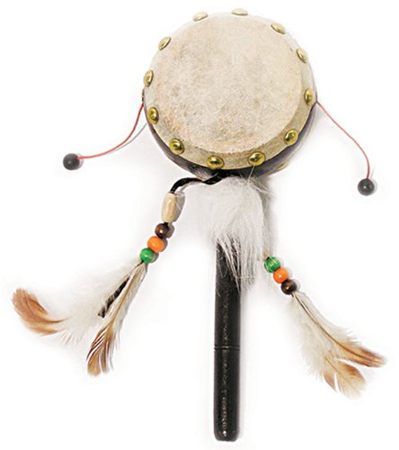 Funny Fashion Indian Drum