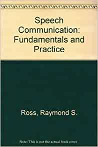 fundamentals of speech communication 1 fundamentals of communication course syllabus (fall 2005) course: fundamentals of communication (comm 1313) text: fundamentals of communication 3rd edition.