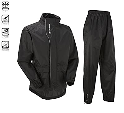 Tenn Unisex Active Cycling Waterproof Jacket & Trouser Set