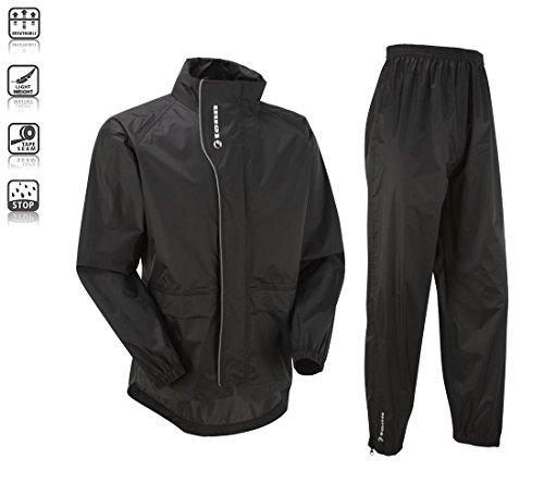 Tenn-Unisex-Active-Cycling-Waterproof-Jacket-Trouser-Set