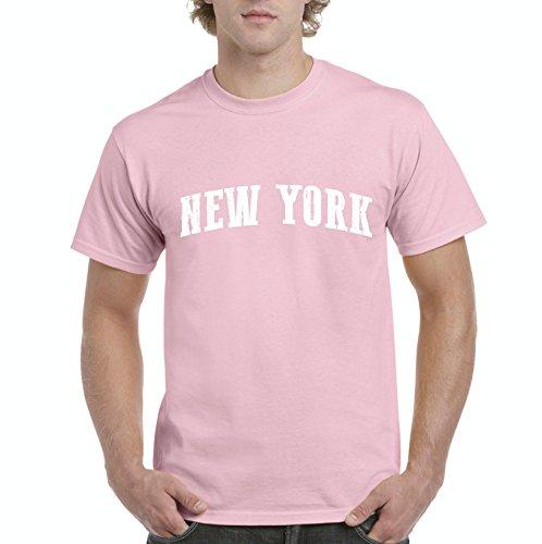 NIB NY New York City Hotels Map Tickets Brooklyn Manhattan Times Square USNY Mens Shirts ()