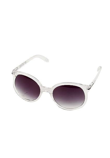 Vans Round Out - Gafas de sol para mujer rojo clear Talla ...