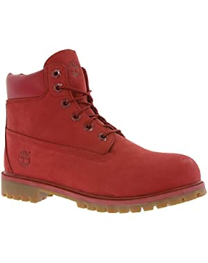 6 IN Premium WP Boot Red - CA13HV