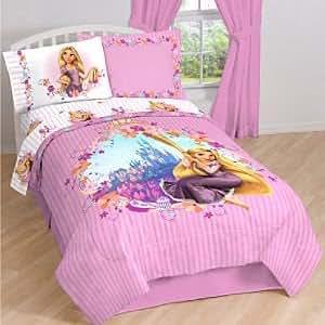 Disney Tangled Rapunzel Comforter Twin