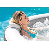 Intex 28439E Greywood Deluxe 4 Person Inflatable
