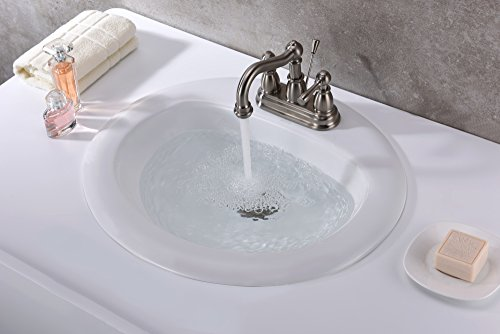20.5'' Ceramic Drop-In Sink - Glossy White - Cadenza Series LS-AZ097 - ANZZI by ANZZI (Image #3)